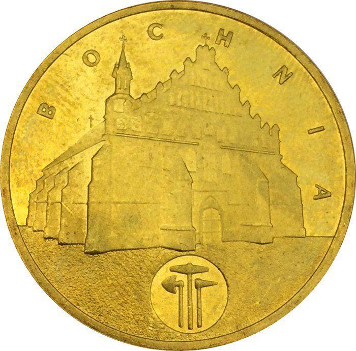 "Монета ""Бохня"""