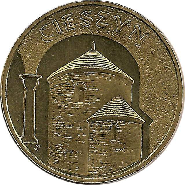 "Монета ""Цешин"""