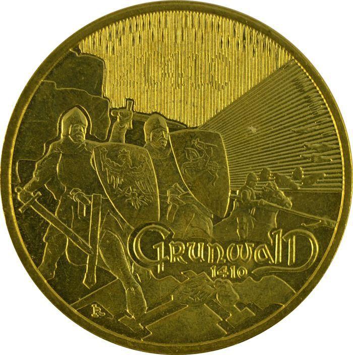 """Монета """"Грюнвальд"""""""