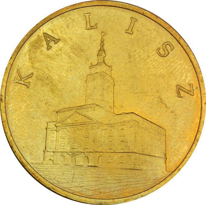 """Монета """"Калиш"""""""