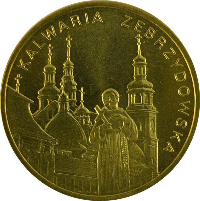 """Монета """"Кальвария-Зебжидовска"""""""