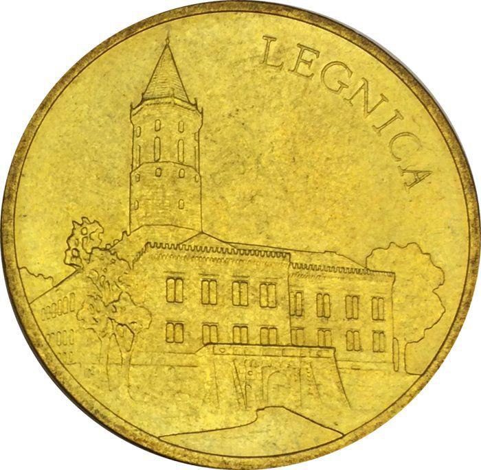 """Монета """"Легница"""""""
