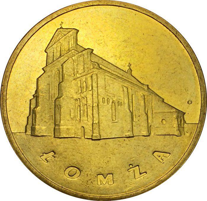 """Монета """"Ломжа"""""""
