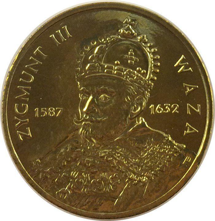 """Монета """"Сигизмунд III Ваза"""""""