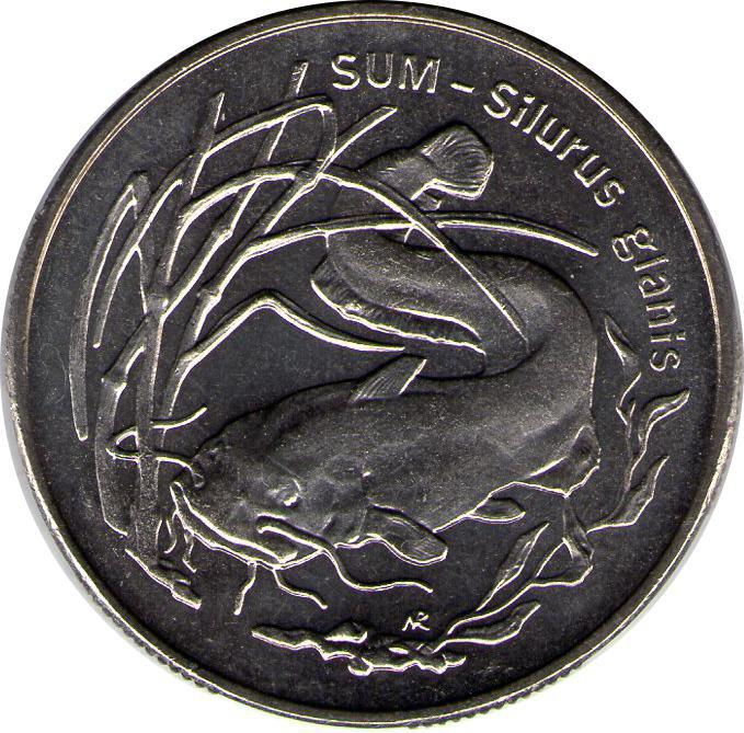 """Монета """"Сом"""""""