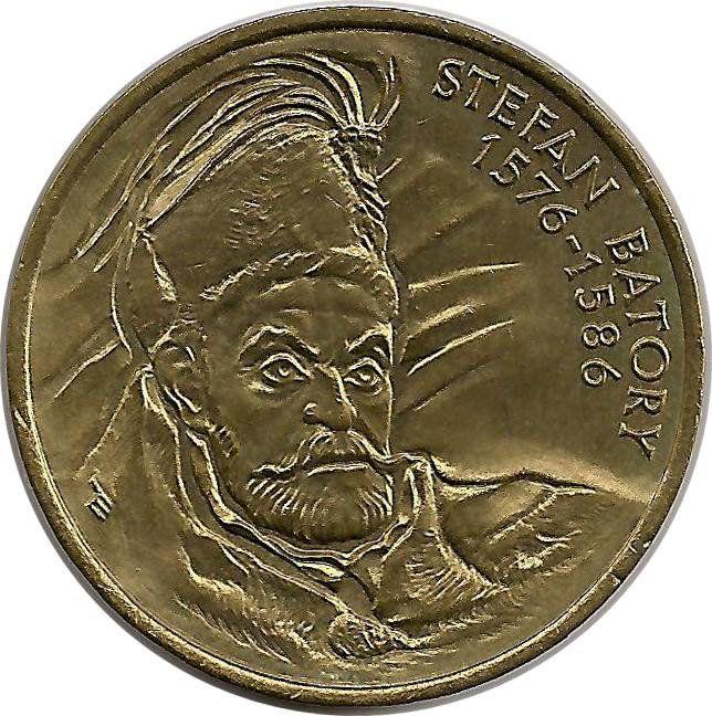 """Монета """"Стефан Баторий"""""""