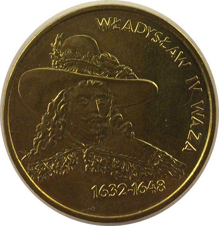 """Монета """"Владислав IV Ваза"""""""