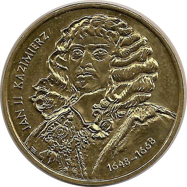 "Монета ""Ян II Казимир"""