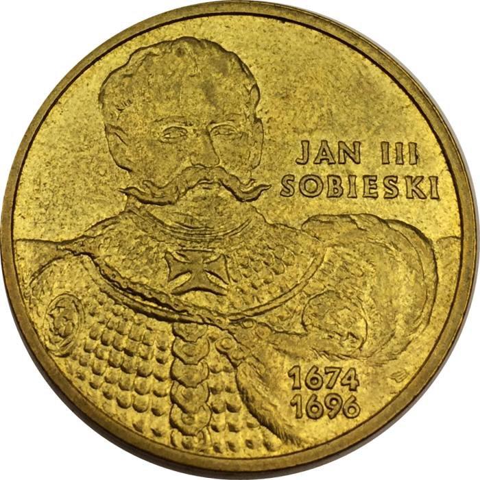 """Монета """"Ян III Собеский"""""""
