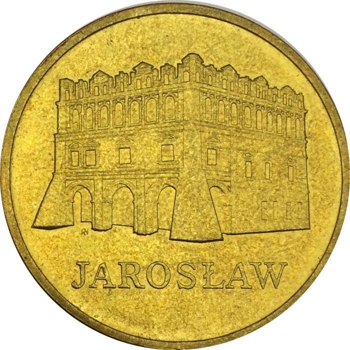 "Монета ""Ярослав"""