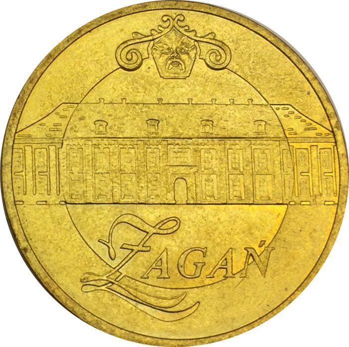 "Монета ""Жагань"""