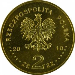 """Монета """"100 лет Союзу польских харцеров"""""""