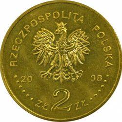 """Монета """"90 лет Великопольскому восстанию"""""""