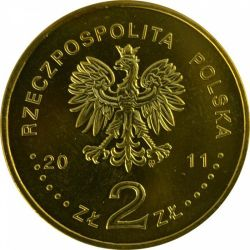 """Монета """"Чеслав Милош"""""""