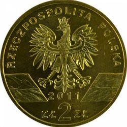 "Монета ""Европейский барсук"""