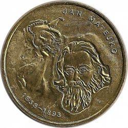 """Монета """"Ян Матейко"""""""