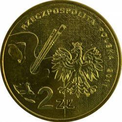 """Монета """"Зофья Стриженская"""""""