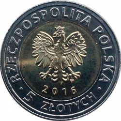 """Монета """"Герцогский замок в Чешине,"""